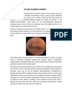 Caracteristicas Del Planeta Marte