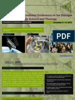 Dialogo 2014 Conference Invitation