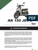 Manual Jet5r