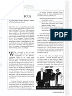 2002 Issue 1 - Presbytery News - Counsel of Chalcedon