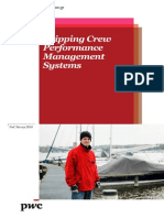 Shipping Crew Performance Management Systems