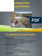 Fundaciones I Capacidad de Soporte