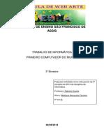 Aluno - Matheus Alexandre Ferreira