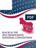 Blacks and the 2012 Democratic National Convention