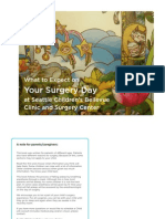 maher-what to expect on your surgery day