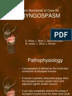 Laryngospasm CC 2