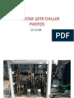 BLUE STAR 10TR CHILLER PHOTOS