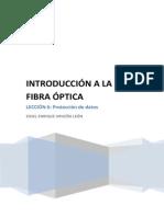 Telecom - La Fibra Óptica Leccion 1 Completo