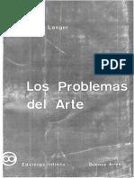 Los Problemas Del Arte