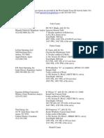 Oil report 8/10/2014