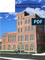 Economic Development Opportunities from an Illinois Historic Tax Credit