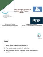 Perpectivas y Medidas de Promocion Para El Sector Agroexportador