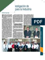 REVISTA NORTE MINERO Centro de Investigaciooon de Operaciones Para La Industria Minera-1