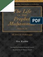 Al-Sira Al-Nabawiyya Vol 2