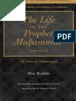 Al-Sira Al-Nabawiyya Vol 3