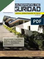 Revista Cuadernos de Seguridad (Urbanizaciones)