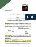 9- Profilaxis Post Exposicion Ocupacional y No Ocupacional Rev 31-12-10 HL