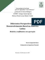 Bcneves_Diferentes Perspectivas de Desenvolvimento Rural Na America Latina