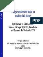 Weakest Link ZfM 071018