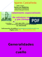 N°1 Clases- UNMSM - GENERALIDADES Y CUELLO