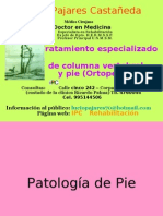 N°5 Clases - UNMSM - PATOLOGÍA DE PIE