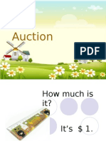 Unit 5 - auction ppt