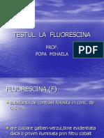 Curs Oftalmo- Tehnica Test La f