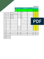 D.E Teacher Portfollio Tracker Example GSSS Nehaluwal