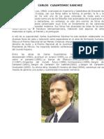 Carlos Cuauhtemoc Sanchez
