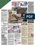 Union Jack News – March 2013