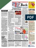 Union Jack News – October 2013