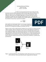 Point Spread Function Workshop