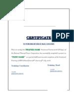 It Certificate (2)HH