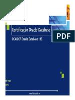 Certificacao OCA OCP 11G
