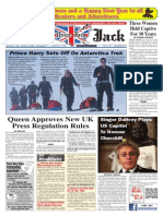 Union Jack News – December 2013