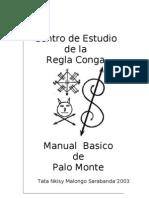 Manual Basico de Palo