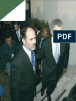 13-09-2009 El Líder del PAN en el senado, Gustavo Madero y el Senador Santiago Creel fueron algunos de los invitados especiales.