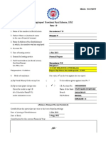 Pf Withdrawl Forms 19