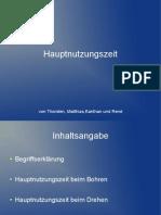 Hauptnutzungszeit final with 1