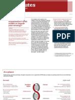 Pwc 10minutes Organizational Dna