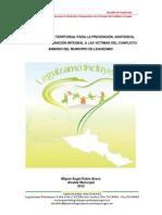Plan Accion Territorial Victimas Leguizamo 2012 2015