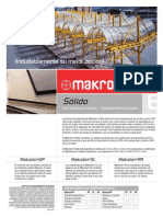 Makrolon Solido Flyer