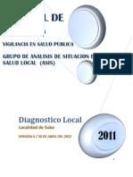 Diagnostico 2011 Version 4 de Abril 2012