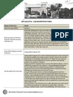 Job Description Form_Airtel