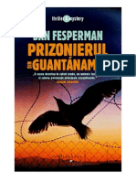 Dan Fesperman - Prizonierul Din Guantanamo