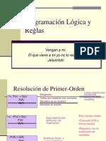 4.3 Reglas y Programación Lógica