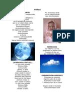 Poemas y Mas