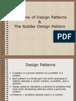 Builder Design Patterns