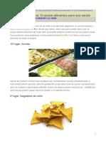 Nutricionista Lista Os 10 Piores Alimentos Para Sua Saúde