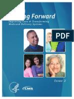 Medicaid Moving Forward 2014